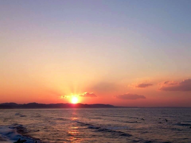 日の出 画像