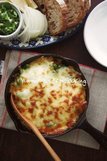 メキシコ風チーズフォンデュ2