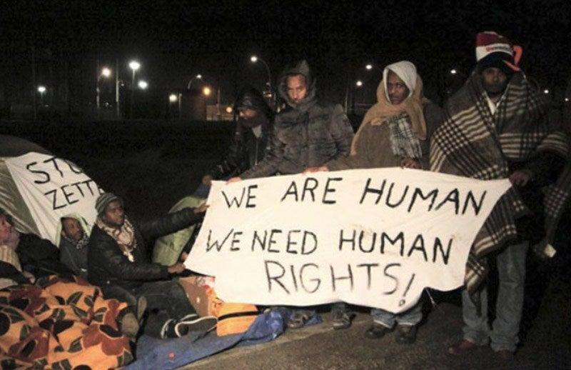 私たちは人間です