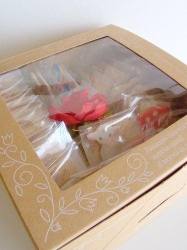 山の小さなお菓子屋さんpirica