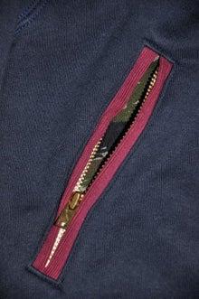 JR221 ジップ付きポケット