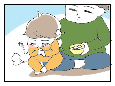 《鼻血に注意》1歳赤ちゃんの激カワ仕草に、母ちゃんが完全にやられてしまうまとめの画像3