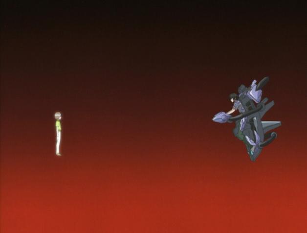 『蒼穹のファフナー』15話
