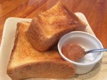 ROUND CAFE:バタートースト+Aセット