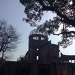広島に行きました。