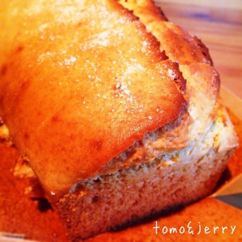 粉ミルクでパウンドケーキ