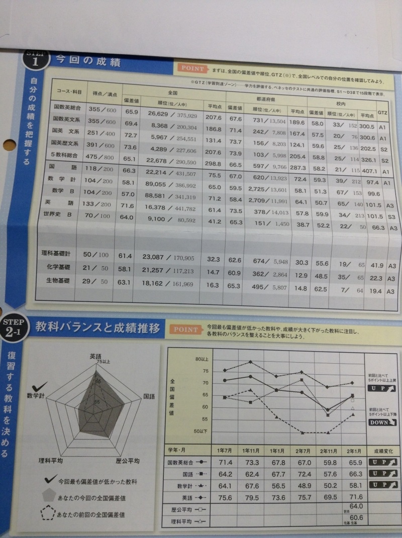 進 研 模試 高 2 ネタバレ