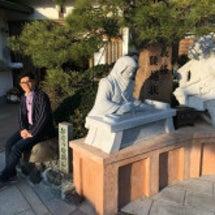 満福寺で誕生日プレゼ…