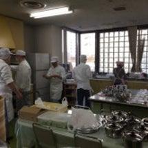 お料理教室開催