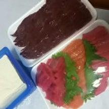 江口鮮魚さんで美味し…