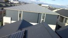 太陽光発電にデザイン地デジアンテナ工事
