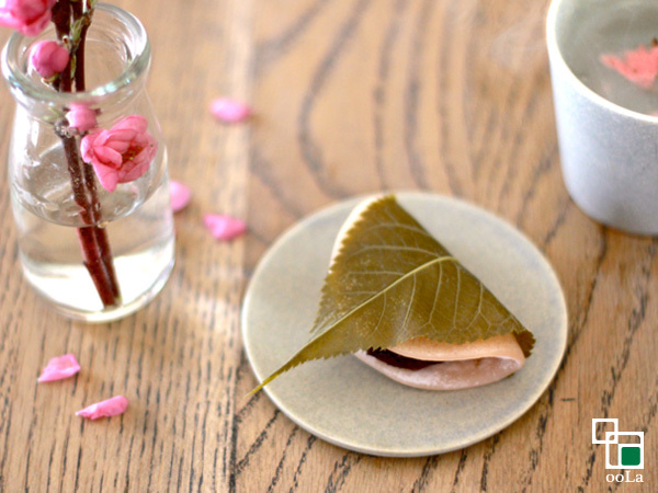 桃の節句に♡桜餅&桜葛湯