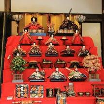 法住寺のつり雛展