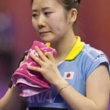 世界卓球、日本女子勝…