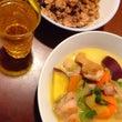 玄米黒豆小豆納豆御飯…