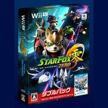 Wii U スターフォックス ゼロ STARFOX 零 ZERO