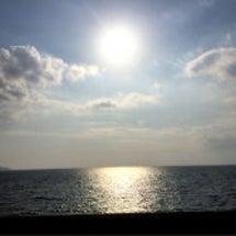 沼津。海岸。