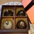 広島でチョコキャンド…