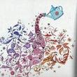 塗り絵(ひみつの花園…