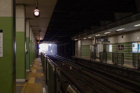 長原駅937