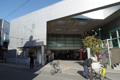 荏原中延駅360