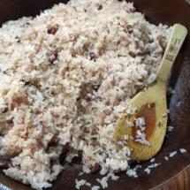 桃の節句の朝食