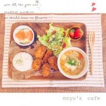 カキフライ定食♡豆腐…