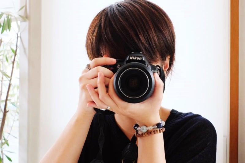 カメラを向ける