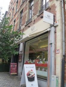 ブリュッセル ピエールマルコリーニ 店舗 カフェ