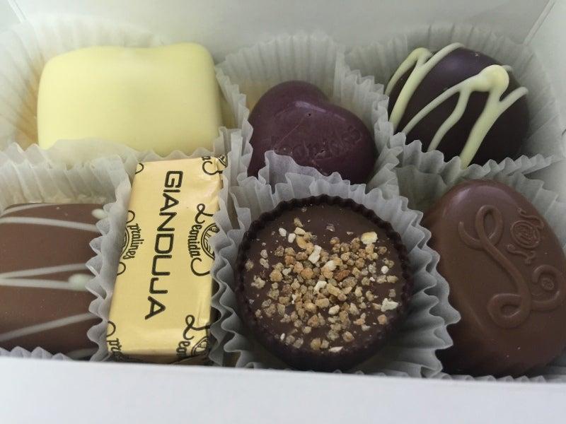 柏のベルギーチョコ専門店「レオニダス」