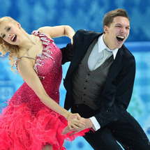 ロシアのアイスダンス…