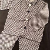 息子の新しいパジャマ…