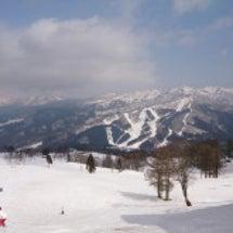 奥美濃スキースノボ …
