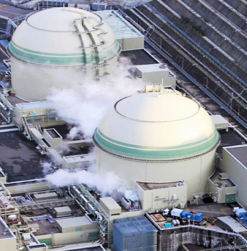 関西電力高浜原発3・4号機-2