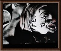 関連記事はこちらをクリック↑<br> 市原隼人さん主演フジテレビドラマ「カラマーゾフの兄弟」で美遊夢のピエロの作品が使われました。