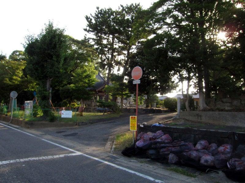 山崎城①入口