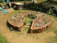 キーホール菜園