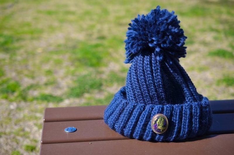 ニット帽2
