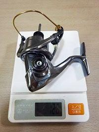 16ヴァンキッシュ体重測定2