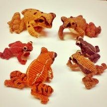日本のカエル販売中で…