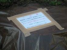 ナラ枯れ対策 伐倒処理 奈良県5