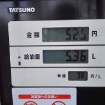 Dio110の燃費 …