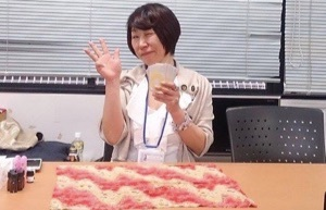 ヒーラー由紀子さん