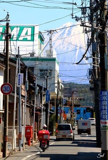 大山・JR境線鬼太郎列車 2016.03.17
