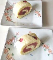 桜ロール4