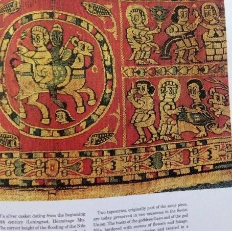 Coptic Fabrics 2