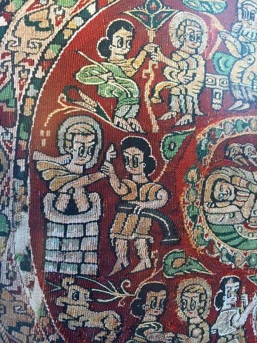 Coptic Fabrics 1