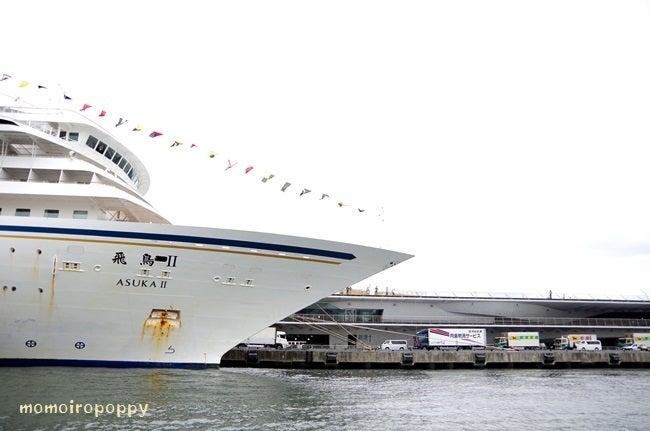 飛鳥 寄港 横浜