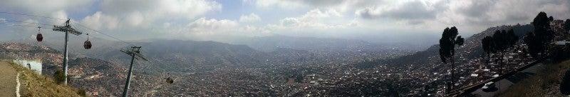 ラパス ボリビア
