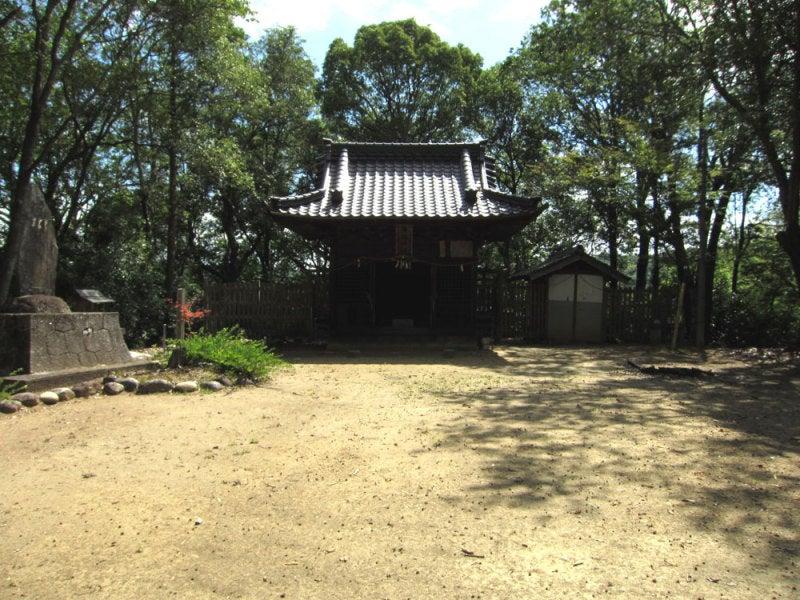 東広瀬城⑥広瀬神社